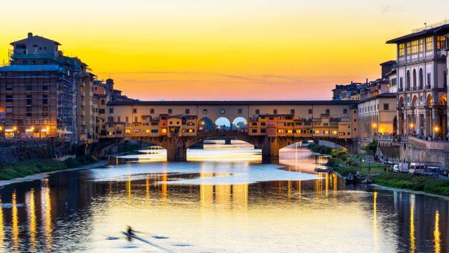 Mapa Turistico De Florencia.Mapa Turistico De Florencia