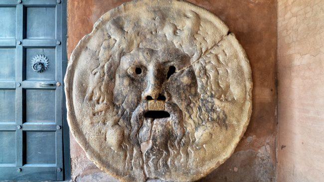 Mund der Wahrheit, Rom