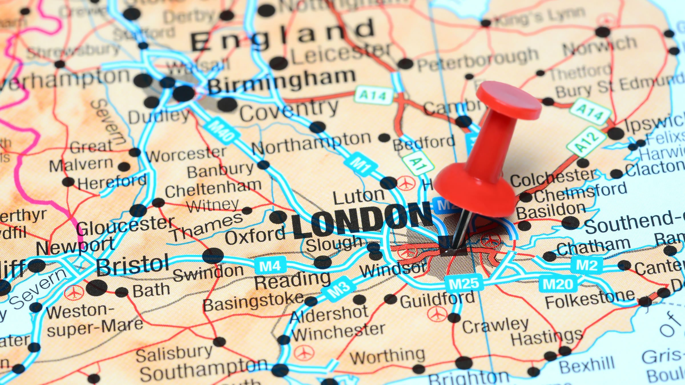 Mapas de Londres