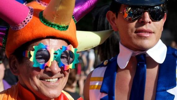 Marcha del Orgullo Gay en Argentina