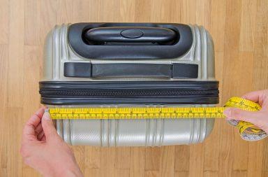 Medidas del equipaje de mano con Ryanair