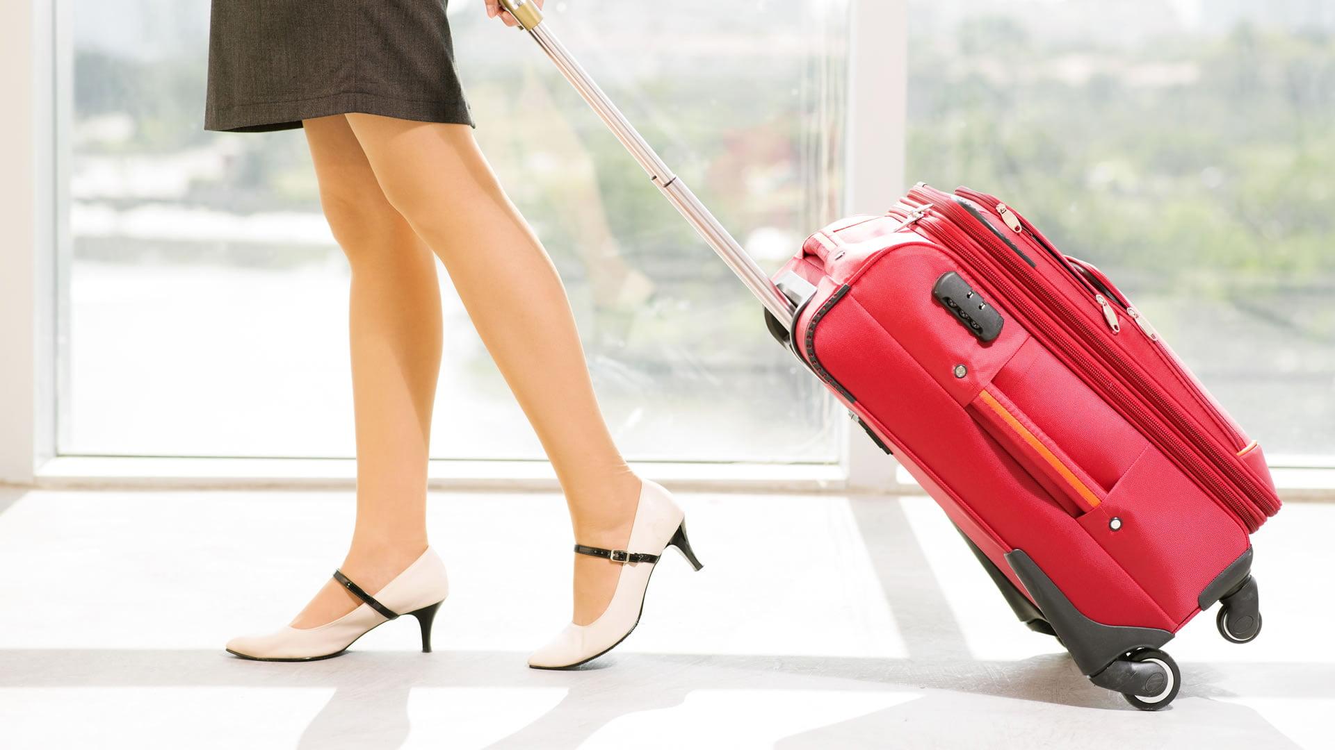 Peso y dimensiones del equipaje de mano con EasyJet