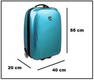Medidas equipaje de mano vueling