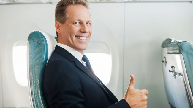 Mejor asiento del avión