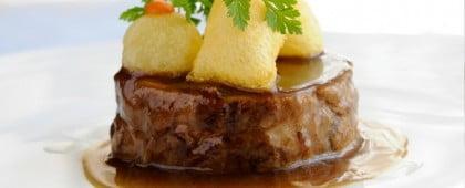 Menú degustación Restaurante Vía Veneto
