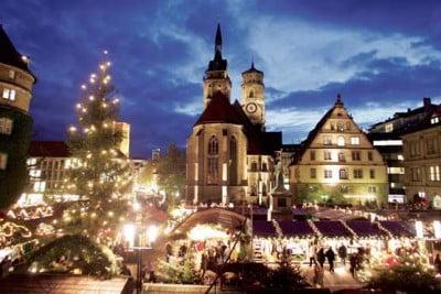 Mercadillo de Stuttgart