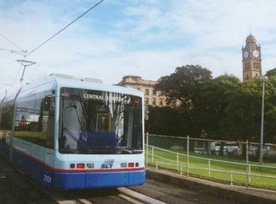 Metro Transport Sydney