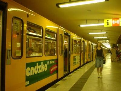 Metro de Berlin