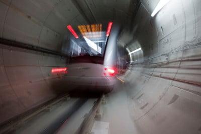 Metro en Sevilla
