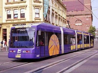 Metro light rail Sydney