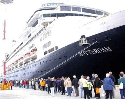 Mi primer crucero