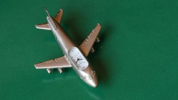Miedo a los vuelos de larga duración