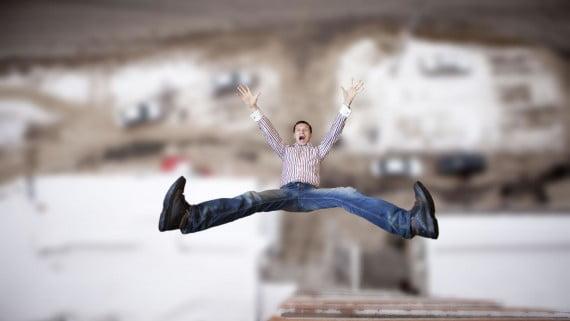 Posibles causas del miedo a volar