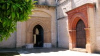 Monasterio San Isidoro del Campo, Santiponce, Sevilla