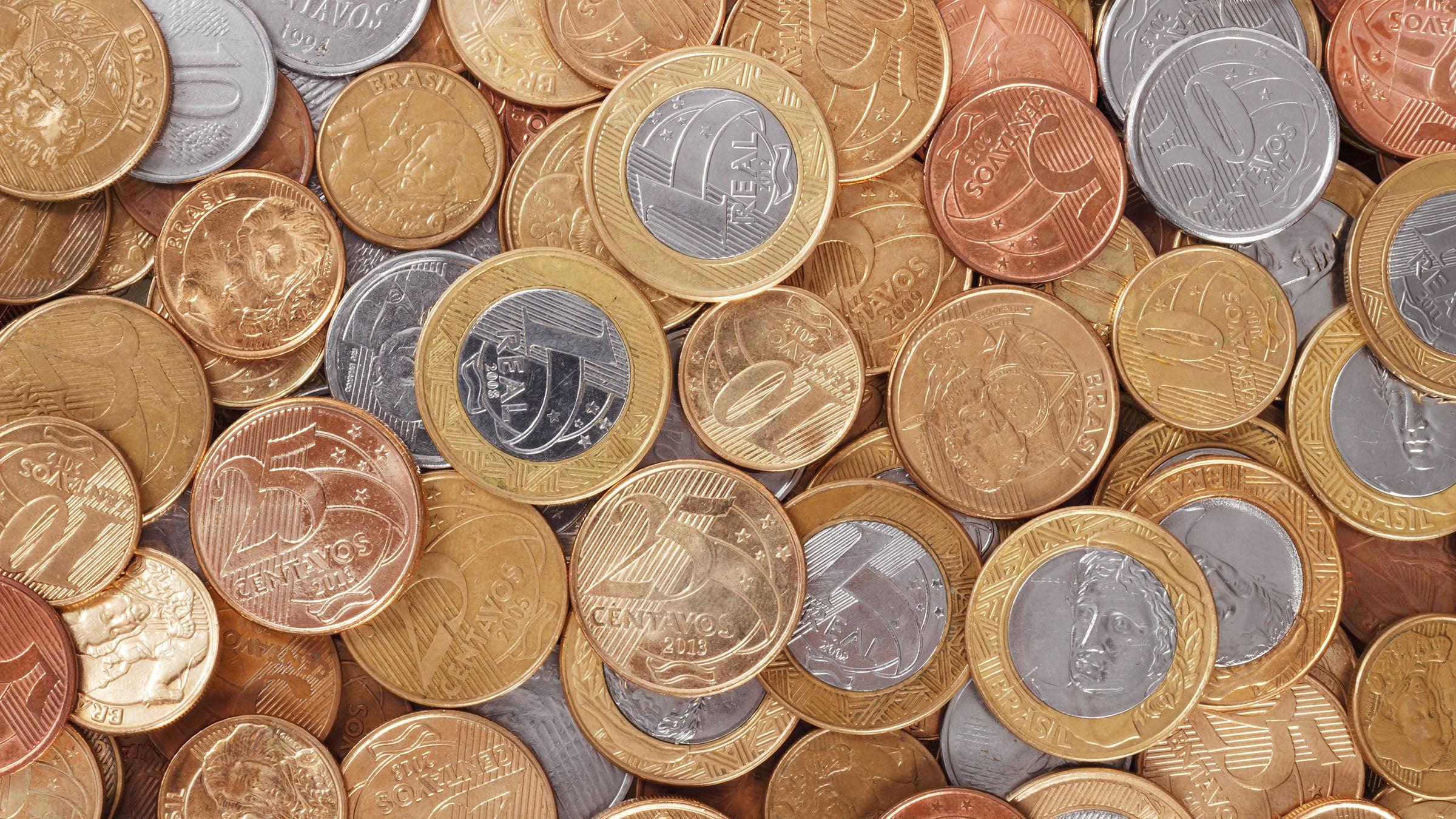 La Moneda De Brasil Imágenes Y Datos