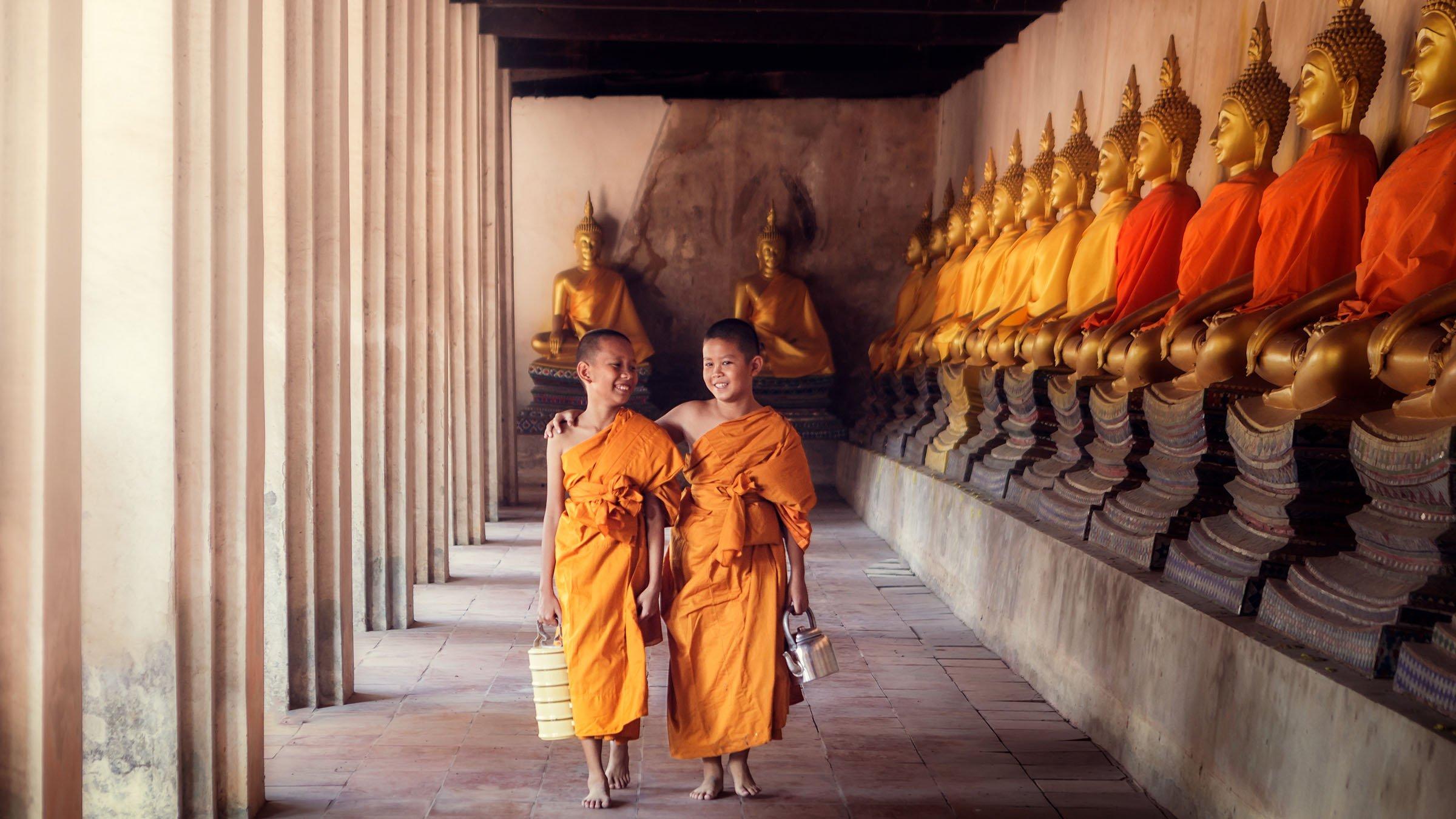 Introducci n a las costumbres y tradiciones el budismo - Mandamientos del budismo ...