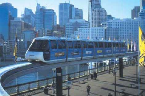 Monorail sydney