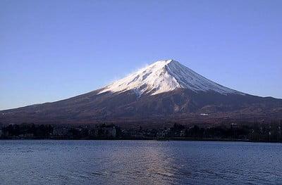 Monte Fuji – Japón