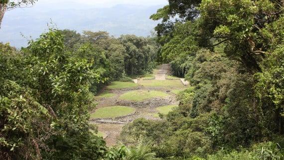 Monumento Nacional Guayabo, Costa Rica