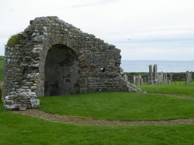 Monumentos de piedra Orkney