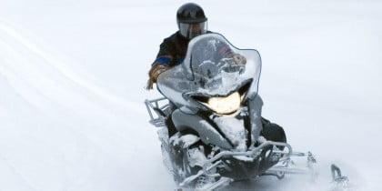 Motos de nieve Baqueira