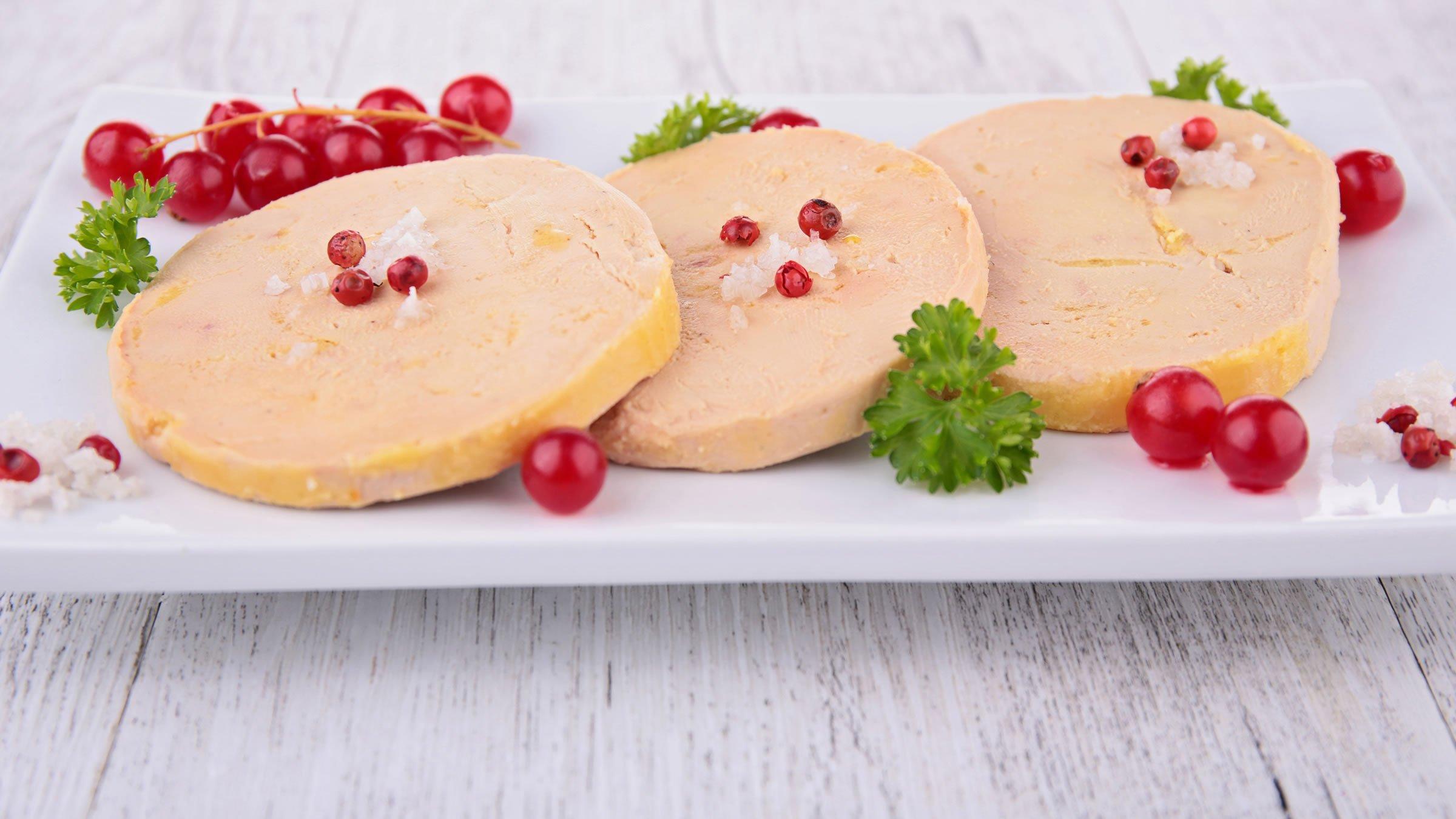 Comida t pica de francia el foie gras for Comida de francia