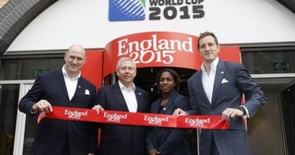 Mundial de Rugby Inglaterra