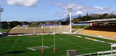 Mundial de Rugby en Nueva Zelanda