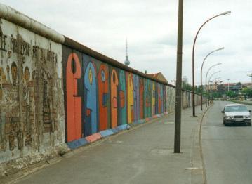 Muro descuidado