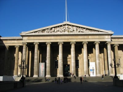 Museo Britanico - Londres