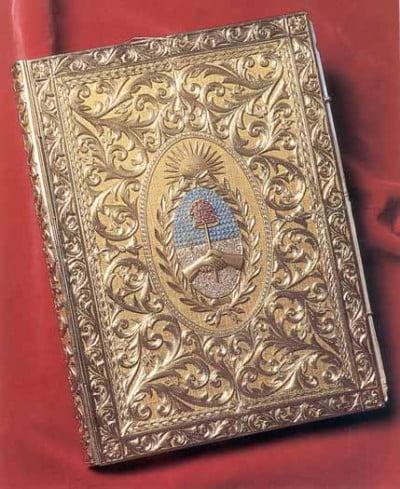 Museo Casa Presidencial de Argentina - Libro de oro