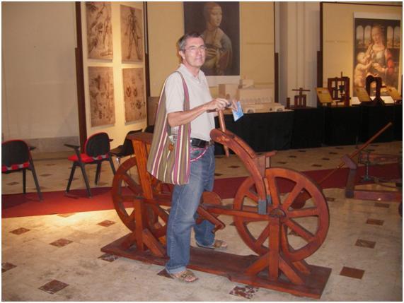 """Exposición """"El Genio de Leonardo da Vinci"""""""