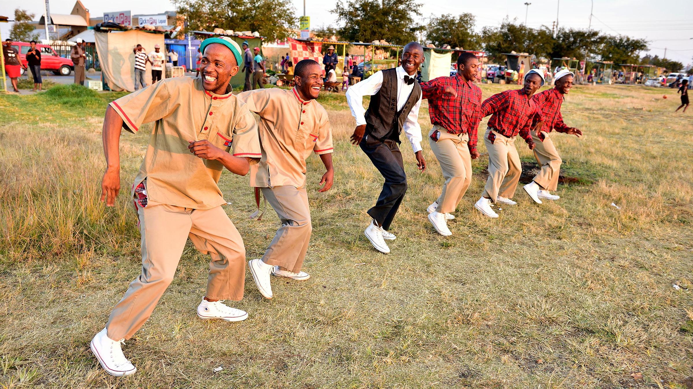 Musica africana en Festivales