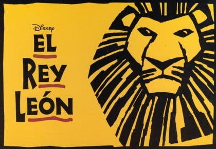 Musical 'El Rey León' en Madrid