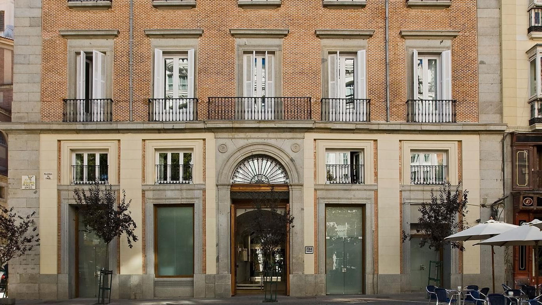 Nh collection madrid palacio de tepa for Grand hotel de paris madrid