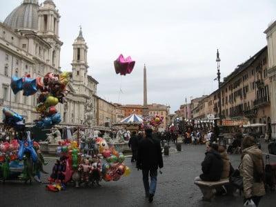 Piazza Navova de Roma