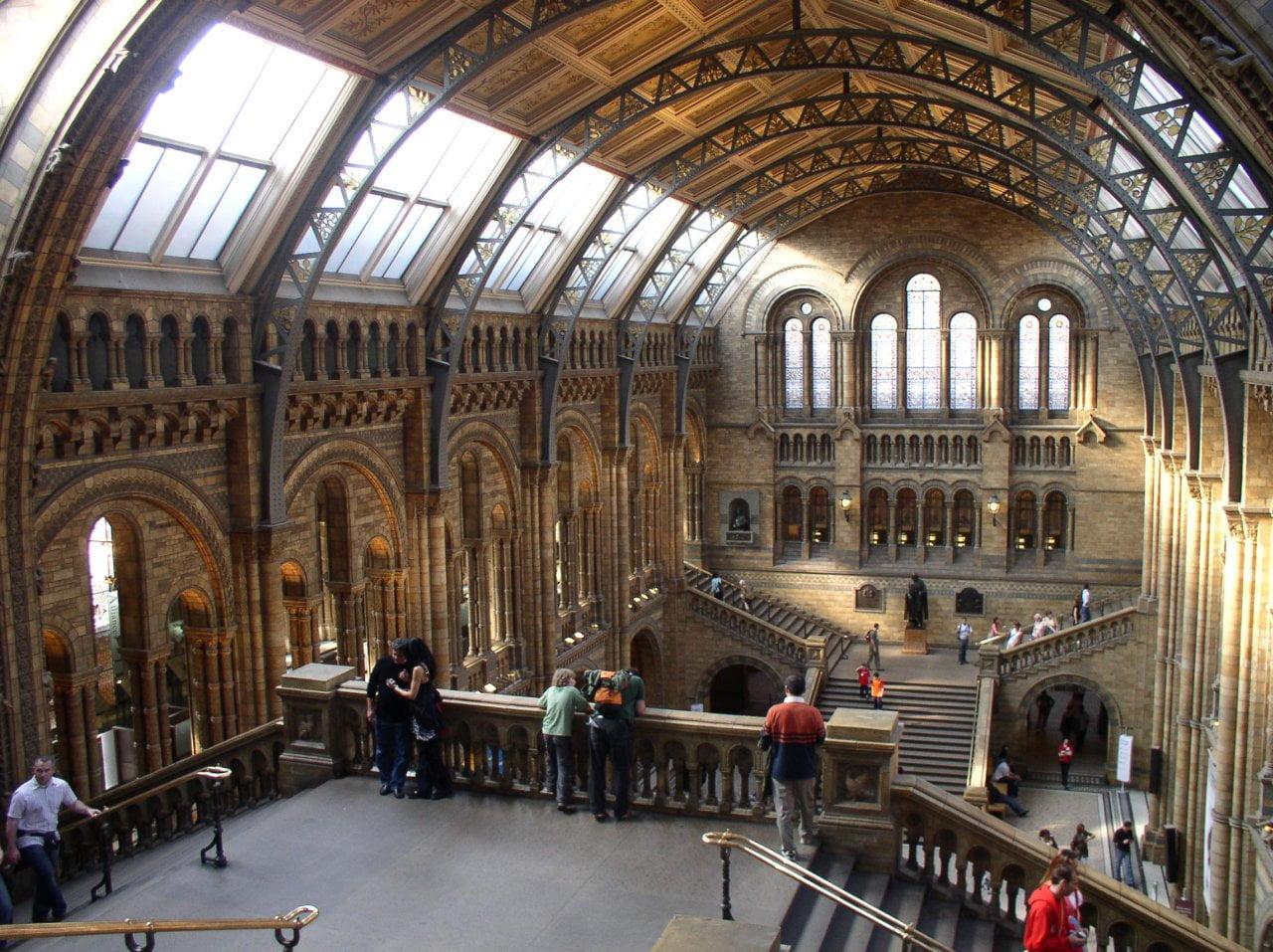 Historia Natural de Londres