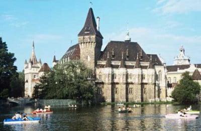 Navegando en el Rio Danubio