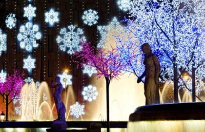 Navidad 2012 en Madrid