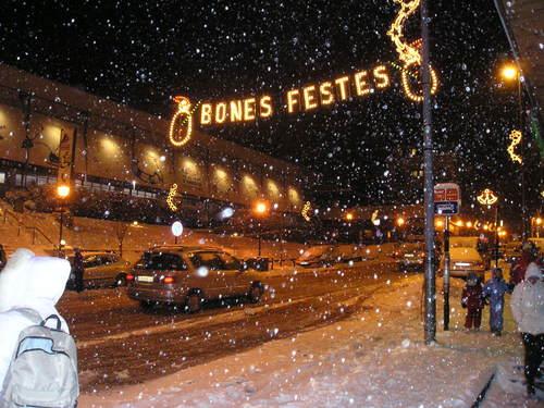 Navidad en Andorra