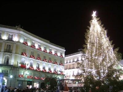 Navidad en Puerta del Sol