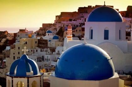 Navidades en Grecia