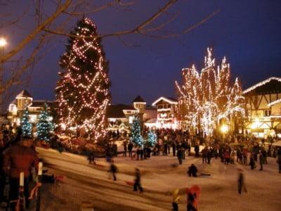 Navidades en Noruega