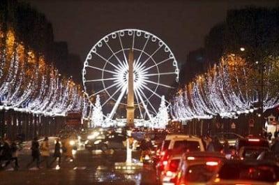 Navidades en París
