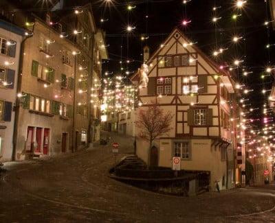 Navidades en Suiza