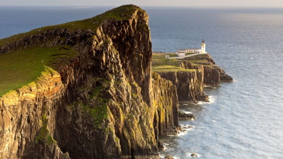Neist Point, Isla de Skye, Escocia