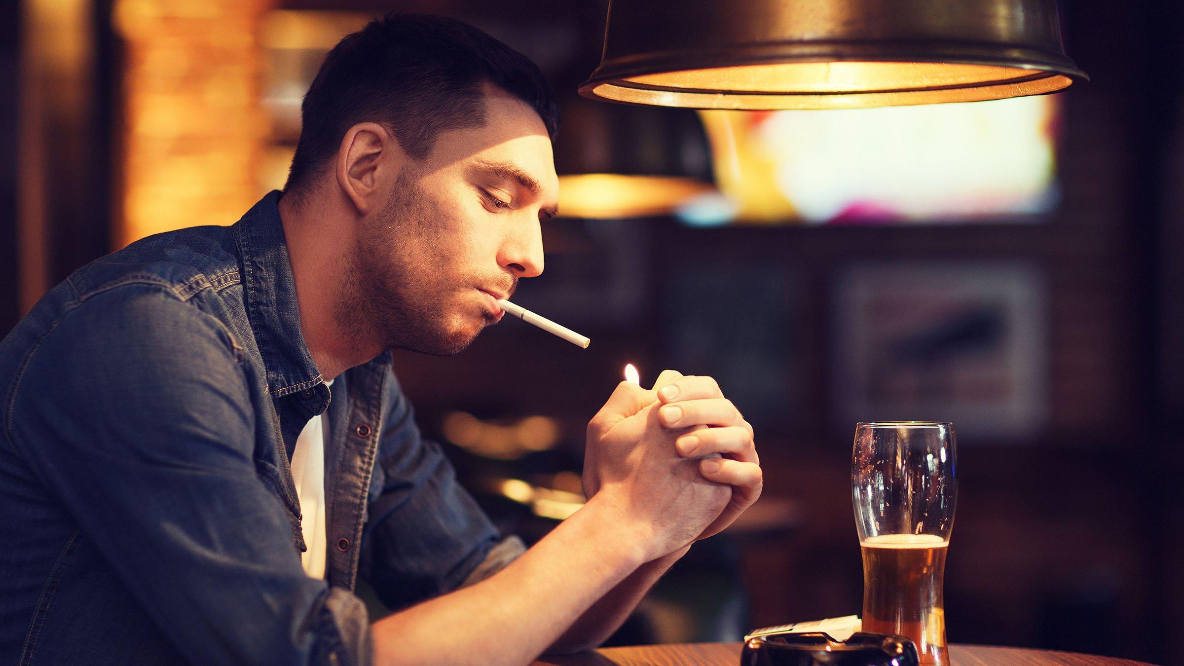 No se puede fumar