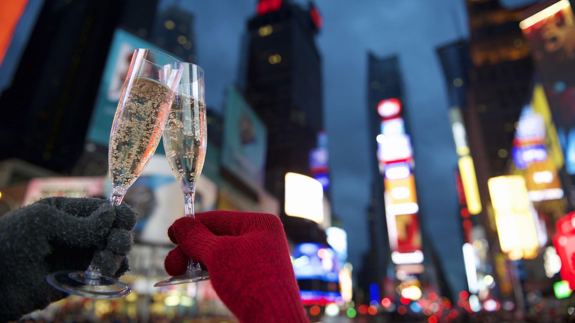 Nochevieja en Nueva York