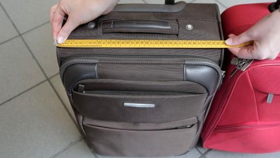 Normas para el equipaje facturado