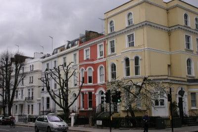 Casas de Notting Hill